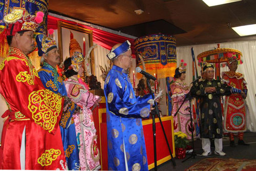 Du lịch Quy Nhơn - Lễ hội An Thái